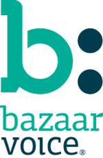 bazaarvoice logo stacked